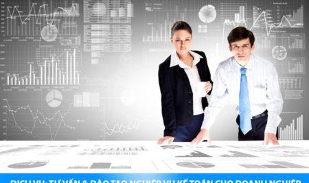Dịch vụ Tư vấn và Đào tạo nghiệp vụ kế toán cho doanh nghiệp